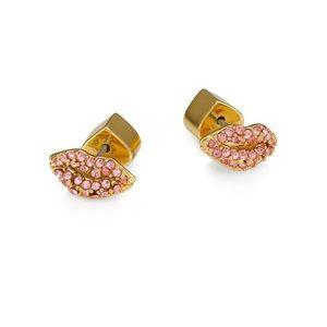 [NWT] Kate Spade - Lips - Earring Studs (Pink)